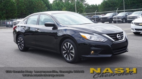 2018 Nissan Altima in Lawrenceville, GA