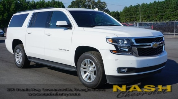2019 Chevrolet Suburban in Lawrenceville, GA