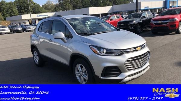 2020 Chevrolet Trax in Lawrenceville, GA