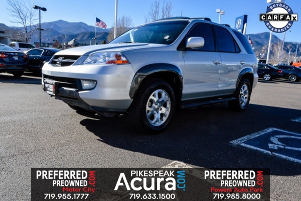 used acura mdx for sale in colorado springs co u s news world report. Black Bedroom Furniture Sets. Home Design Ideas