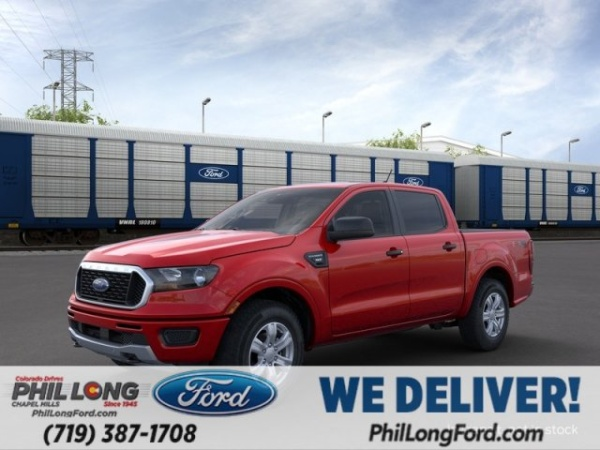 2020 Ford Ranger in Colorado Springs, CO