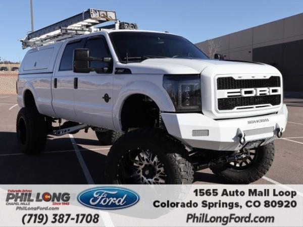 2014 Ford Super Duty F-350 in Colorado Springs, CO