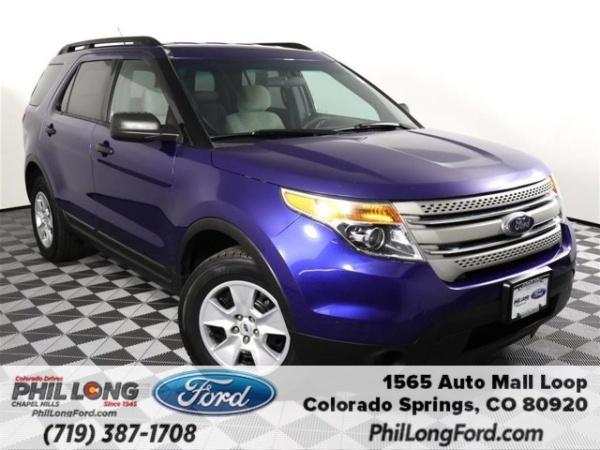 2013 Ford Explorer in Colorado Springs, CO