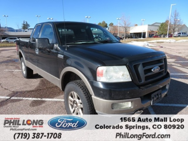 2004 Ford F-150 in Colorado Springs, CO