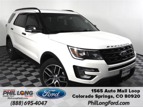 2017 Ford Explorer in Colorado Springs, CO
