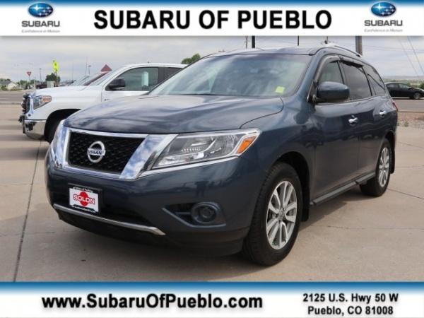 2016 Nissan Pathfinder in Pueblo, CO