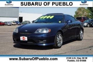 Used 2006 Hyundai Tiburon GT V6 5 Speed Manual For Sale In Pueblo, CO