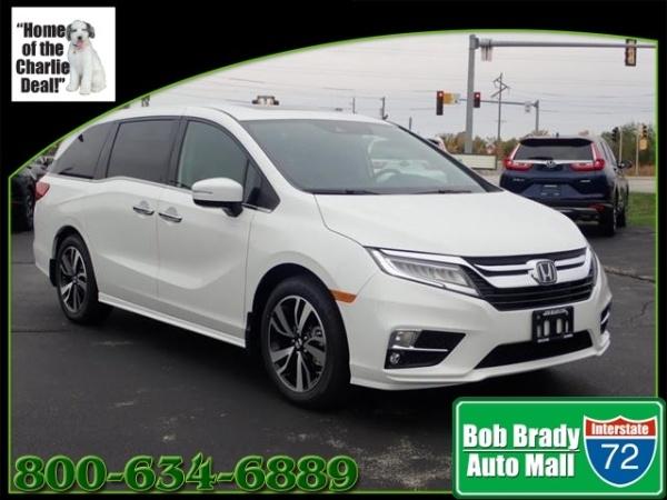 2020 Honda Odyssey in Decatur, IL