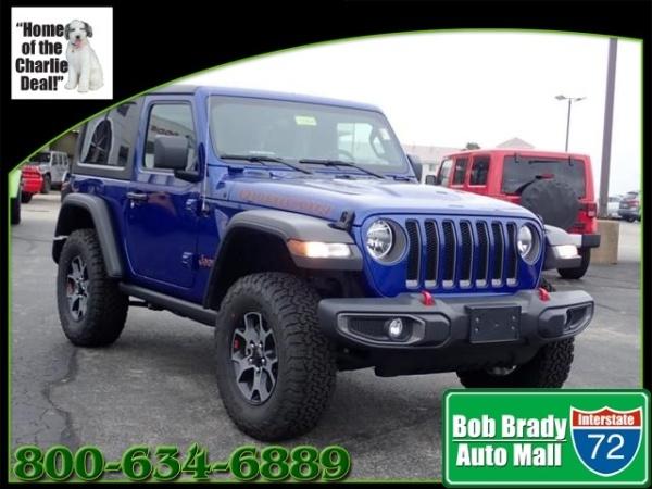 2018 Jeep Wrangler in Decatur, IL