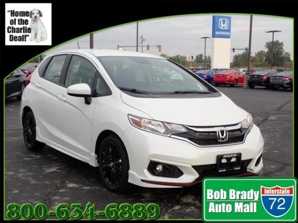 2019 Honda Fit in Decatur, IL