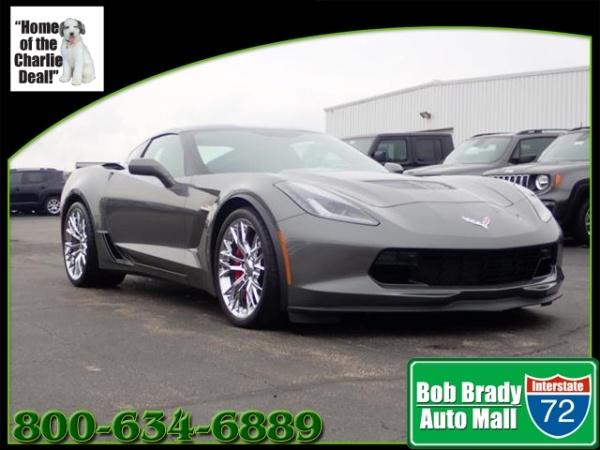 2016 Chevrolet Corvette in Decatur, IL