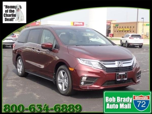 2019 Honda Odyssey in Decatur, IL