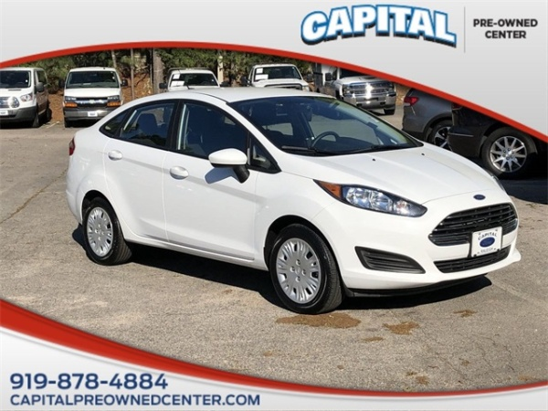 2018 Ford Fiesta in Raleigh, NC