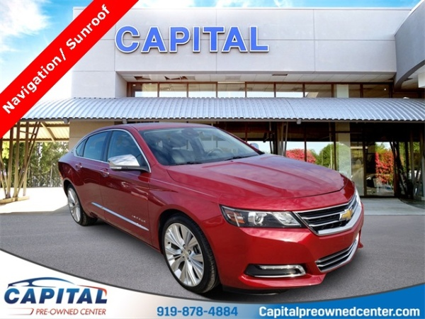 2014 Chevrolet Impala in Raleigh, NC