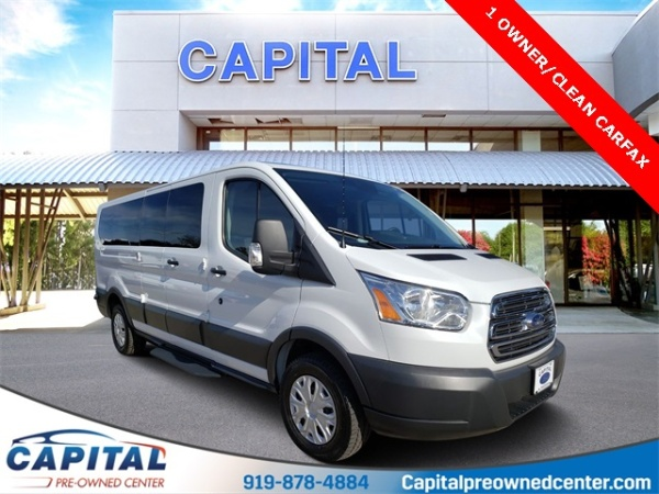 2018 Ford Transit Passenger Wagon in Raleigh, NC