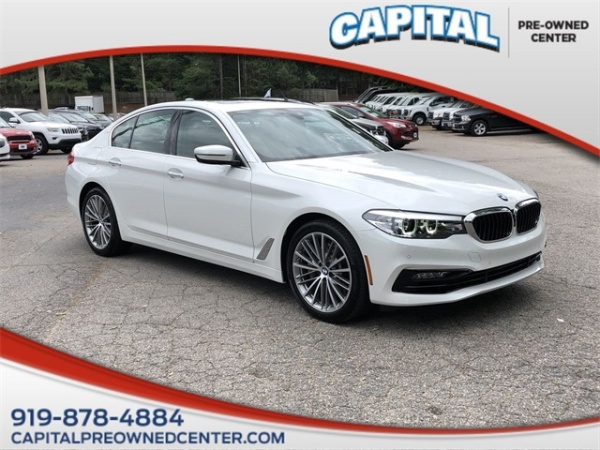 2018 BMW 5 Series in Raleigh, NC