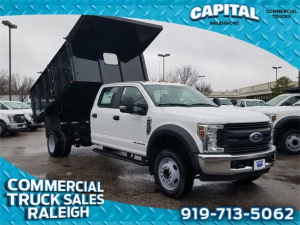 2019 Ford Super Duty F-450 Chassis Cab in Raleigh, NC