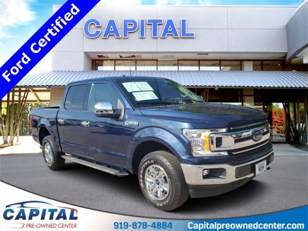 2018 Ford F-150 in Raleigh, NC