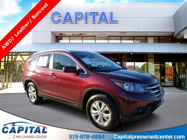 2014 Honda CR-V in Raleigh, NC