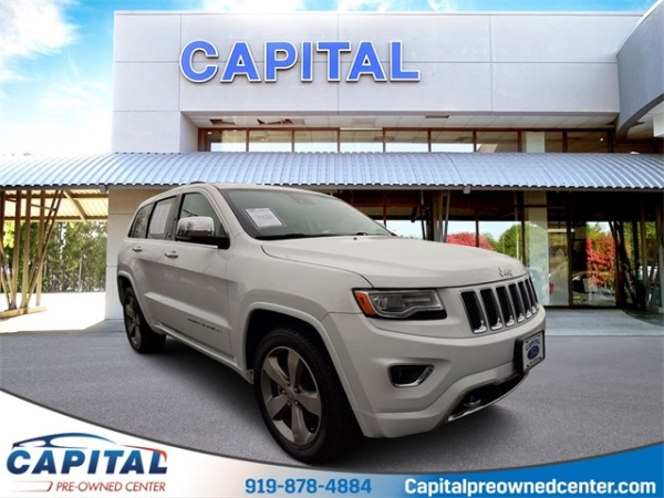 2016 Jeep Grand Cherokee in Raleigh, NC