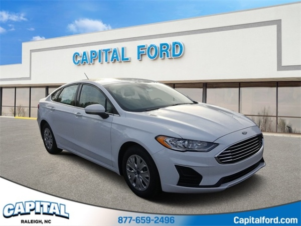 2019 Ford Fusion in Raleigh, NC
