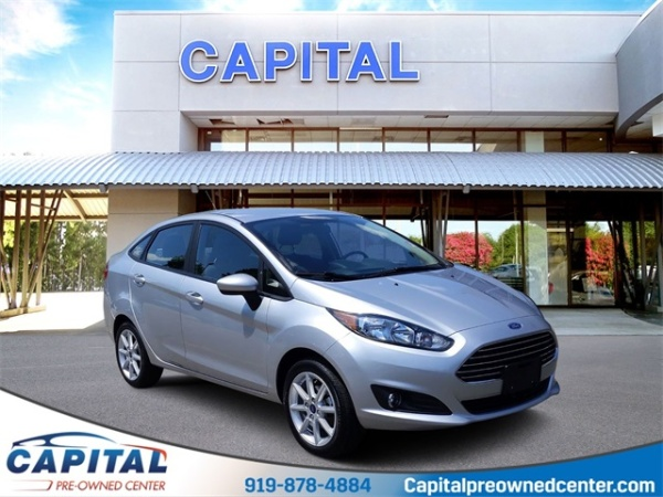 2019 Ford Fiesta in Raleigh, NC