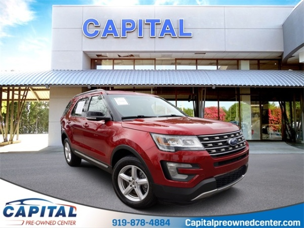 2016 Ford Explorer in Raleigh, NC