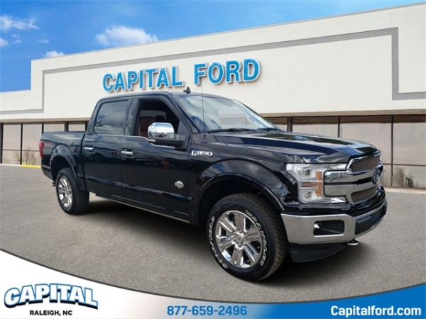 2020 Ford F-150 in Raleigh, NC