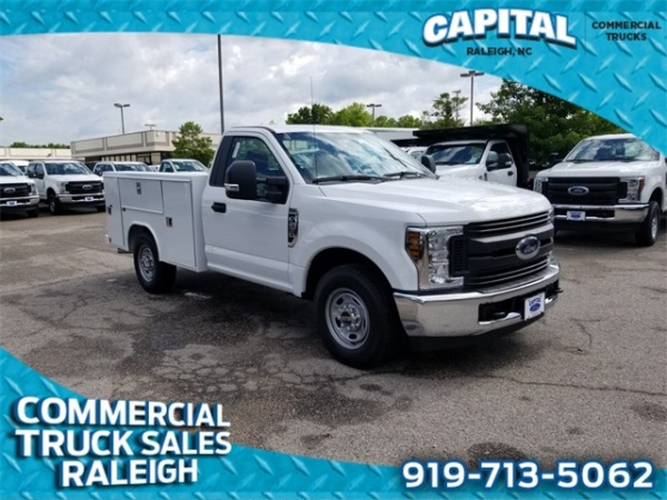 2019 Ford Super Duty F-250 in Raleigh, NC