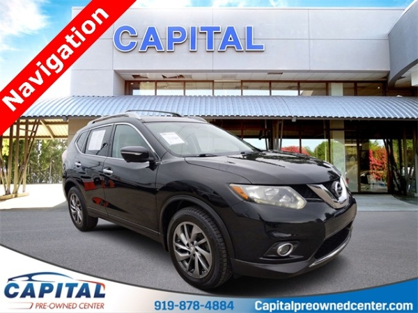 2014 Nissan Rogue in Raleigh, NC