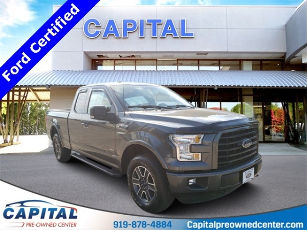 2016 Ford F-150 in Raleigh, NC
