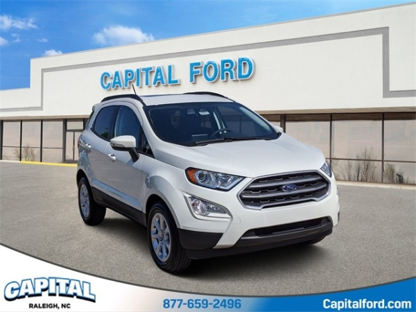 2020 Ford EcoSport in Raleigh, NC