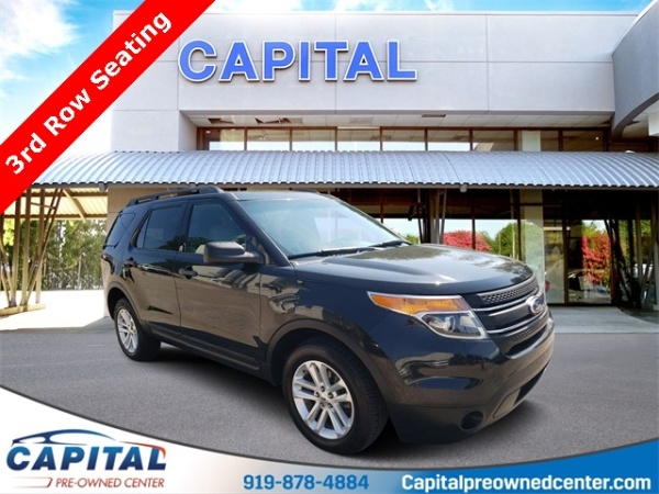 2015 Ford Explorer in Raleigh, NC