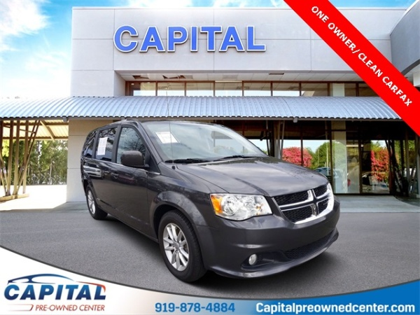 2018 Dodge Grand Caravan in Raleigh, NC