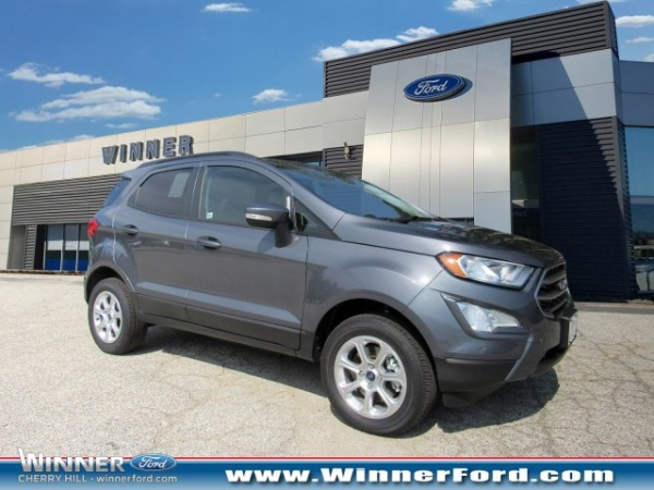 2019 Ford EcoSport in Cherry Hill, NJ