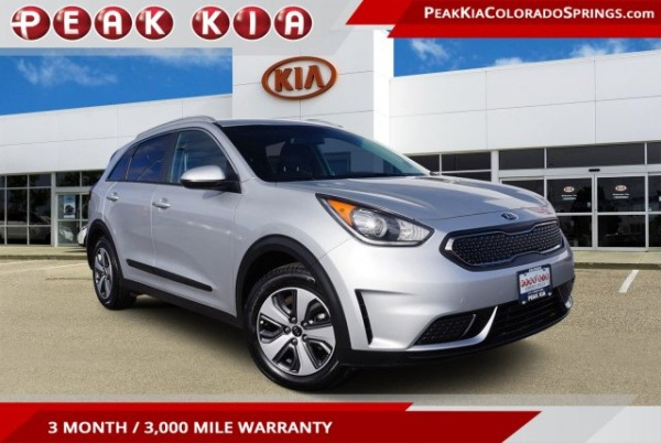 2019 Kia Niro in Colorado Springs, CO