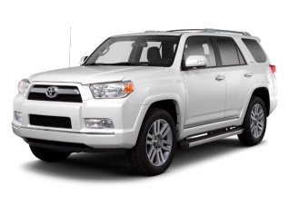 Sell new 2013 toyota 4runner trail edition 4x4 v6 in weatherford.
