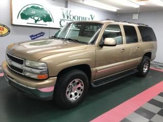 Used 2001 Chevrolet Suburbans For Sale Truecar
