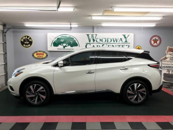 2017 Nissan Murano in Woodway, TX