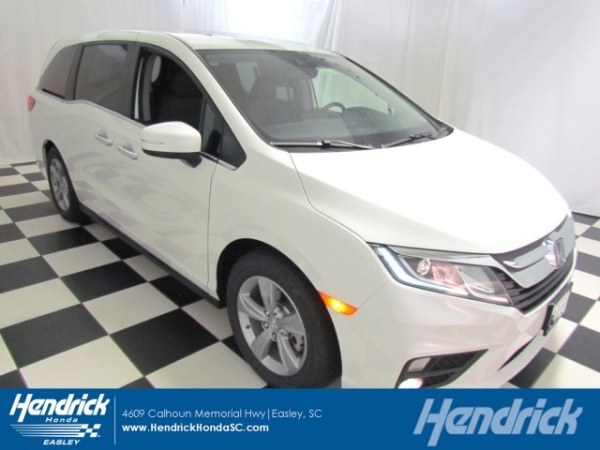 2020 Honda Odyssey in Easley, SC