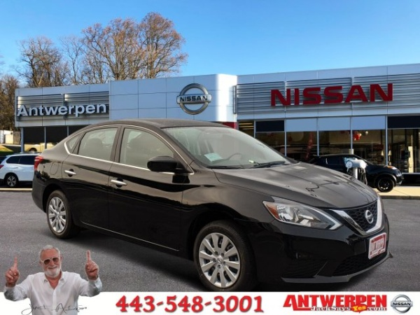 2019 Nissan Sentra in Owings Mills, MD