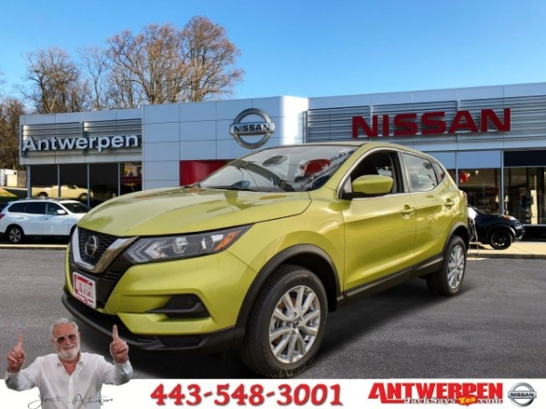 2020 Nissan Rogue Sport in Owings Mills, MD