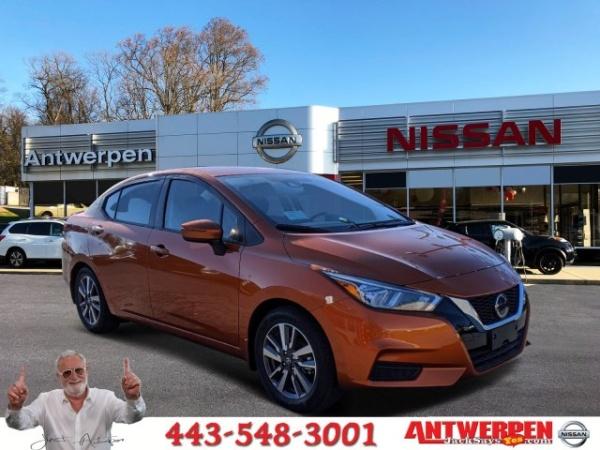 2020 Nissan Versa in Owings Mills, MD