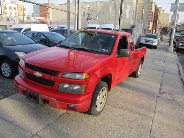 2004 Chevrolet Colorado LS ZQ8