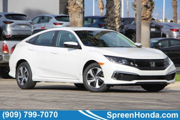 2020 Honda Civic in Loma Linda, CA