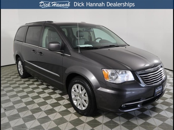 used chrysler town country for sale in vancouver wa u s news world report. Black Bedroom Furniture Sets. Home Design Ideas