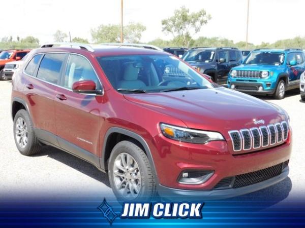 2020 Jeep Cherokee in Tucson, AZ