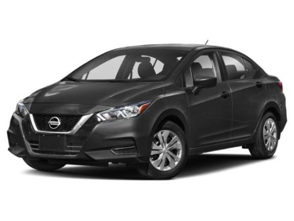 2020 Nissan Versa