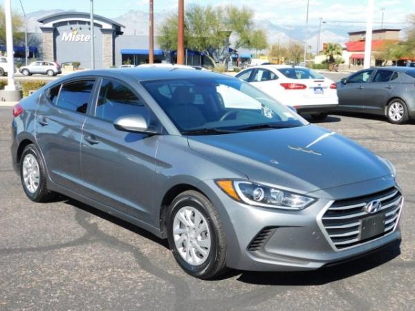 2017 Hyundai Elantra in Tucson, AZ