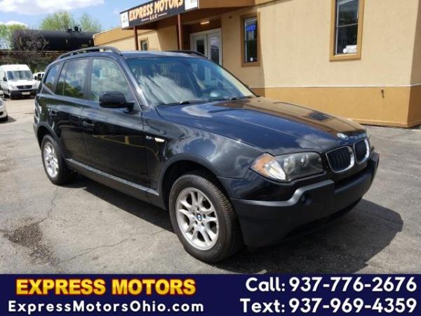 2005 BMW X3 in Dayton, OH